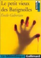 """Afficher """"Le petit vieux des Batignolles"""""""